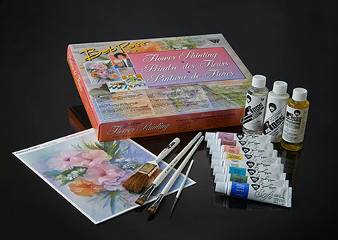 BOB ROSS® Painting Sets